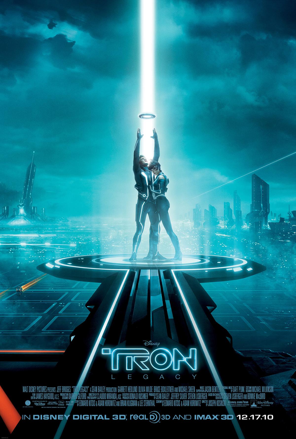 Tron Legacy Ironhead Studio