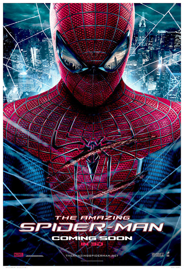 The Amazing Spider Man Lizard Poster