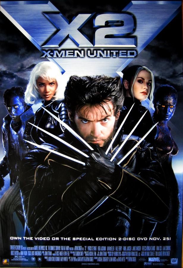 X2 Poster X men II – X2...