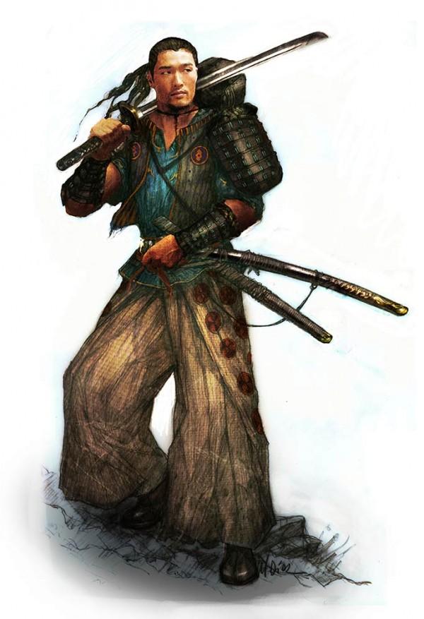 Medieval Samurai
