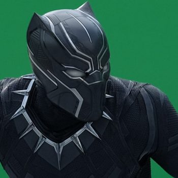 Black Panther - Ironhead Studio