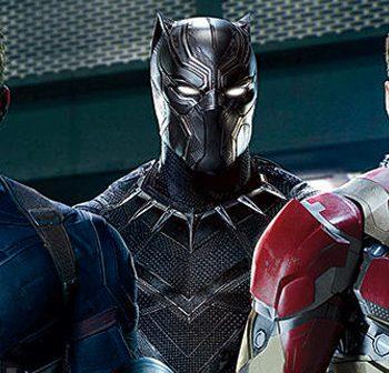 War Machine Vs Black Panther